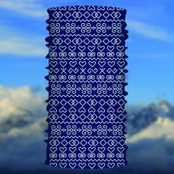 multifunkčná šatka sportcool čičmany šport turistika príroda tatry