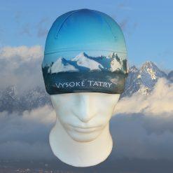 čiapka panoráma vysoké tatry zima príroda turistika hory šport
