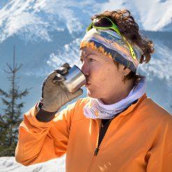 čelenka vysoké tatry jeseň turistika šport hory zima