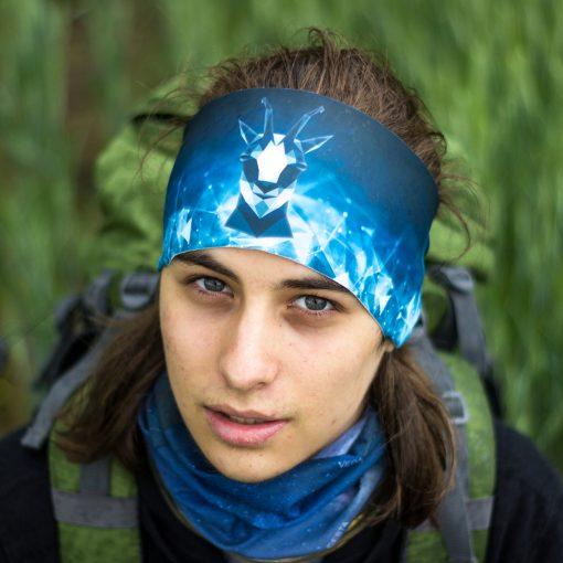 kamzík čelenka vysoké tatry príroda turistika šport oblečenie tatragoat