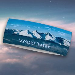 čelenka panoráma vysoké tatry zima príroda turistika šport