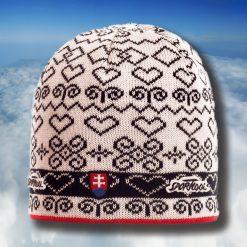 pletená čiapka sportcool čičmany zima slovensko príroda turistika hory
